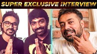 MASSIVE: Dhanush and Vijay Sethupathi in my Hindi film | Anurag Kashyap Opens up | SM 07