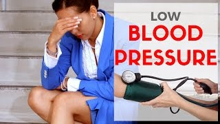 Low Blood Pressure in Hindi - Low BP Problem, Symptoms and Treatment