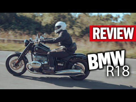 BMW R18 review | MCN Reviews