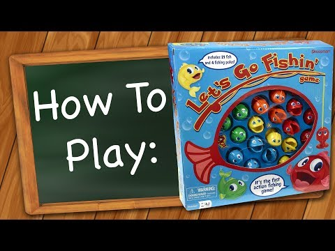 How To Play Let's Go Fishing