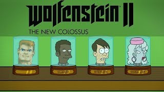 Review & Story Discussion: Wolfenstein: The New Colossus (Spoilers!) (Video Game Video Review)
