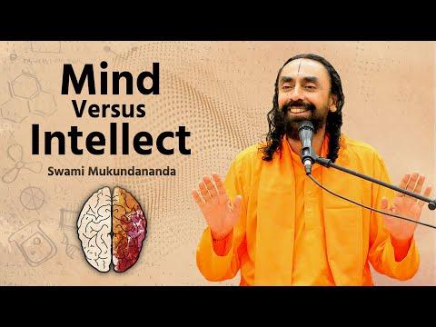 Mind versus Intellect | Swami Mukundananda | JKYog India