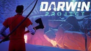 O FUTURO DO BATTLE ROYALE? | DARWIN PROJECT (PT-BR)