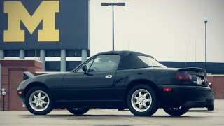 What It's Like to Own a Mazda MX-5 Miata: Ask the Owner