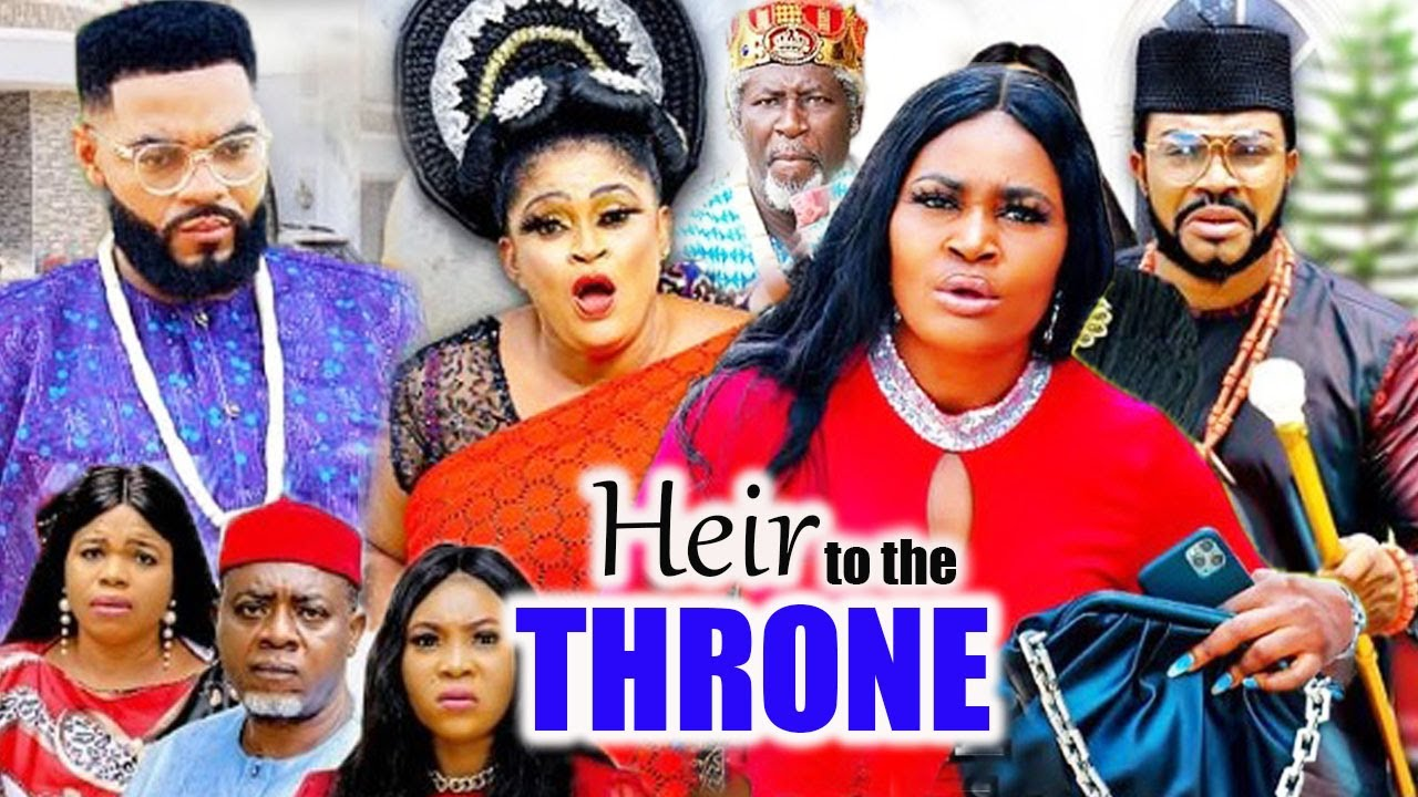 Download HEIR TO THE THRONE Complete Part 1&2- [NEW MOVIE]CHIZZY ALICHI LATEST NIGERIAN NOLLYWOOD MOVIE 2021