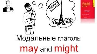 Модальные глаголы MAY и MIGHT.