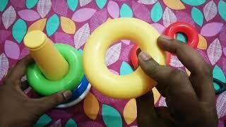 Little's Junior Ring (Multicolour) Unboxing