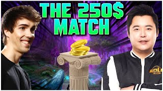 Grubby   WC3   Fa¢ing Lucifer for 250$!