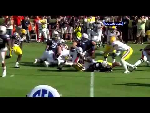Cam Newton Highlights (college)