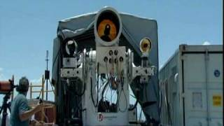 Navy Laser Weapon System (LaWS) PR Video
