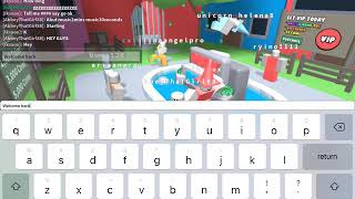 I WON THE FIRST GAME BUT SECOND WAS A FAIL BUT IKS WON IT :D!😱😭😊 | Roblox | w/Iks