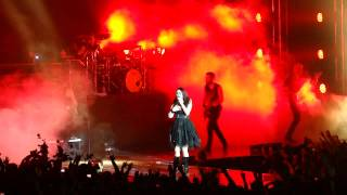 Within Temptation - Covered By Roses (live in Minsk - 05.03.14)