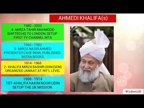 AHMEDI - Afsaana aur Haqeeqat