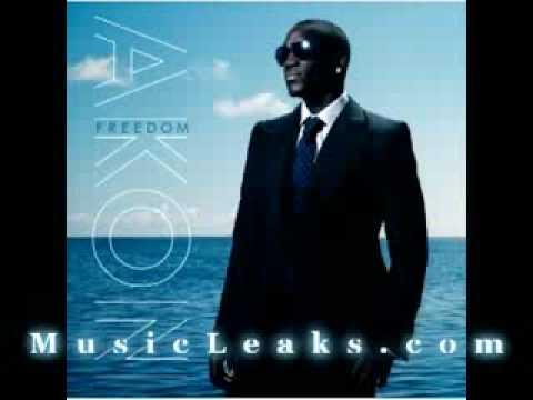 Akon Freedom Beautiful New 2008 HQ
