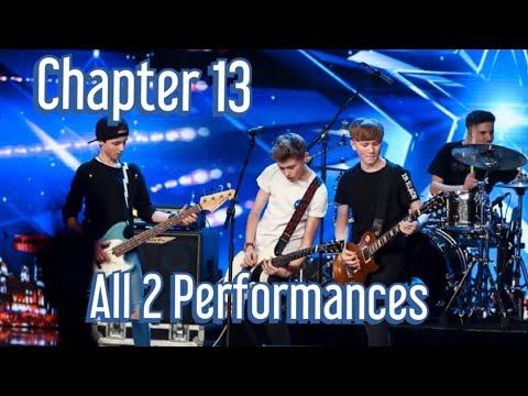 Chapter 13 - All 2 Performances - BGT 2019