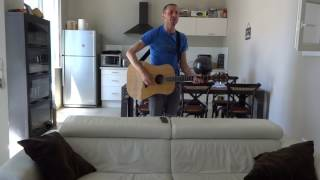 """Ben Harper """"feel love"""" cover by Ludovic Mary"""
