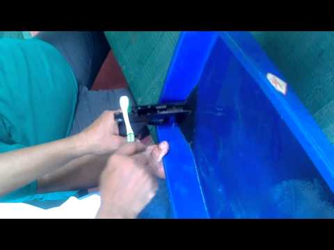 How to clean the CZ-75 Pistol - 1