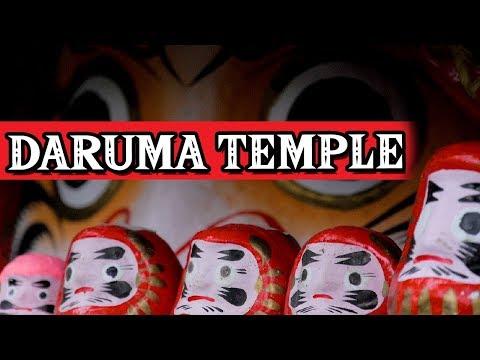 Takasaki, et son temple des Daruma [GUNMA]