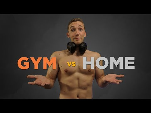 Home Workout vs Gym Workout and the Benefits of Each | Fitness Information
