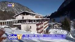 Globe TV Sendung - Hotel Walliserhof im Brandnertal