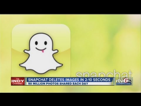 Police: Snapchat app could put kids at risk