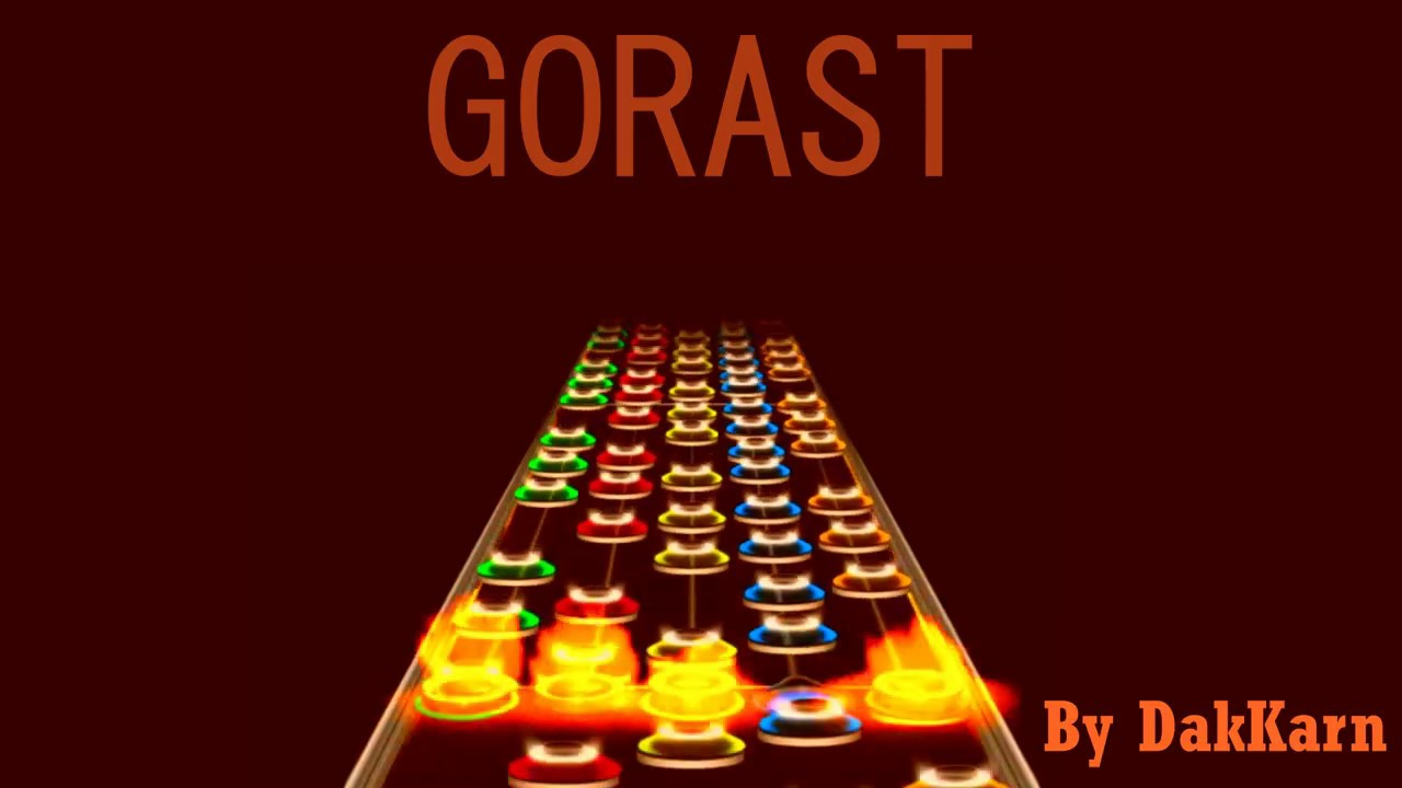 Clone Hero - Gorast [Impossible Song] (Chart Preview ...