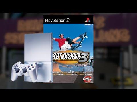 Gameplay : Tony Hawks Pro Skater 3 [Playstation 2]
