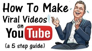 How To Make A Viral Youtube Channel (Or'''''''''''''''''?)