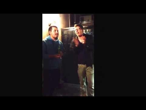 Devenish smoke hut Karaoke