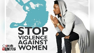 Christopher Martin - Stop The Violence Against Women - February 2017