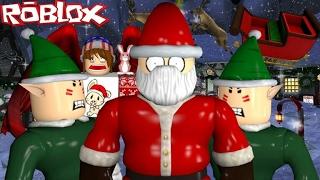 ROBLOX: Espace Santa Claus 🎄🎄