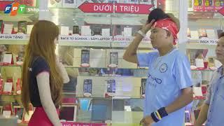 Thái Vũ FAPTV Nổi Hứng RAP Banh Xác Tại FPT Shop