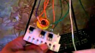Установленные солнечные модули и мое подключение. первая моя система. 2010г(, 2014-05-26T09:10:26.000Z)