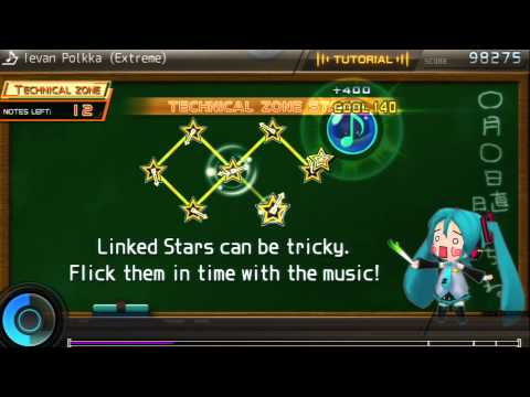 "Hatsune Miku Project Diva F2nd English ""Levan PolkKa (Extreme)"" Tutorial"