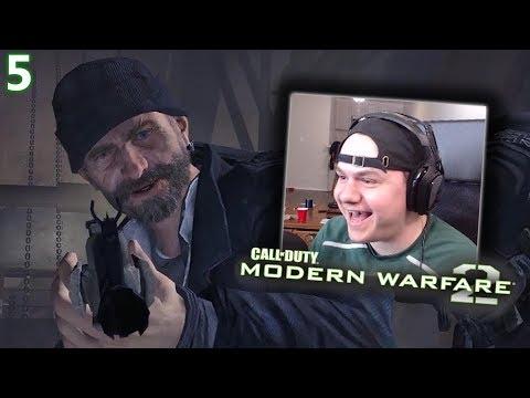 CAPTAIN PRICE IS BACK! - Modern Warfare 2 Part 5