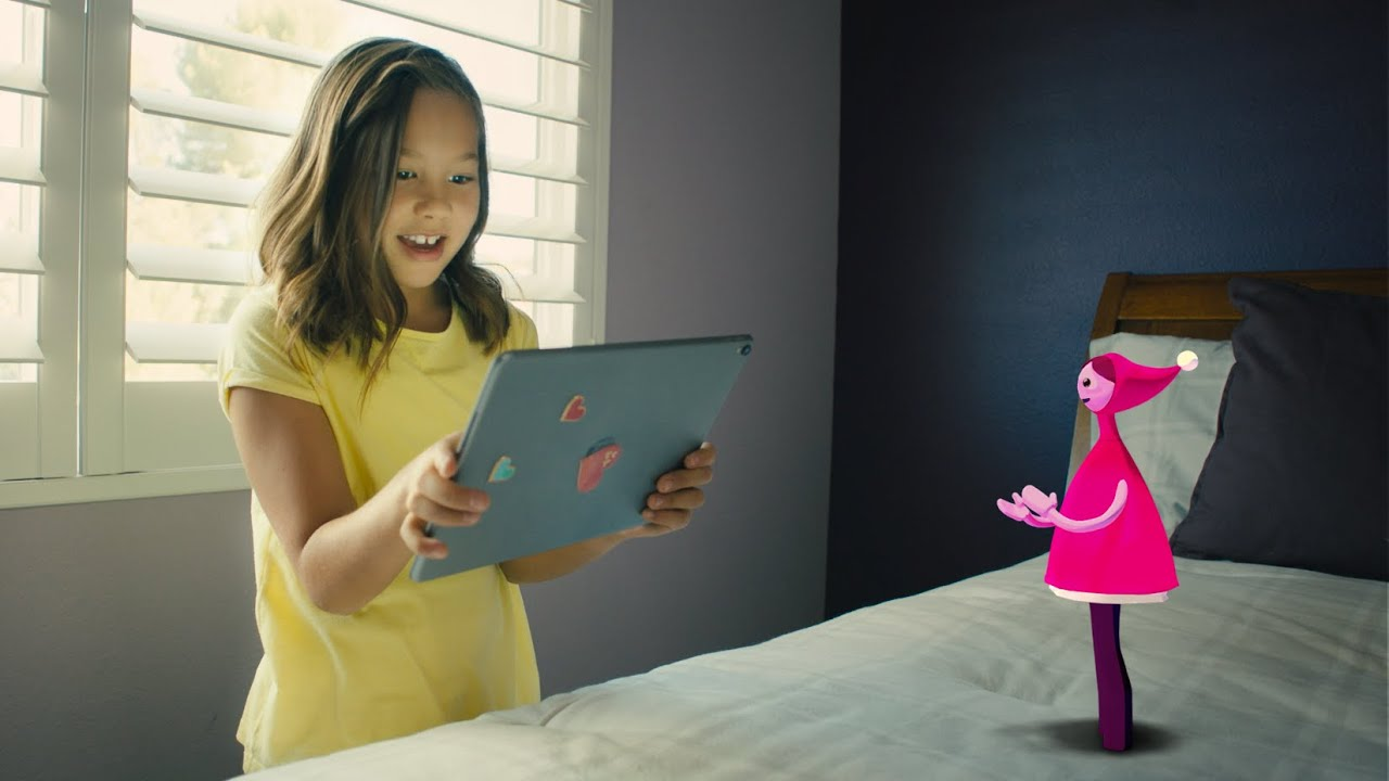 Augmented Reality is not just about entertainment anymore