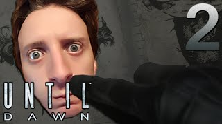 Do I Make You Anxious? | Until Dawn Part 2