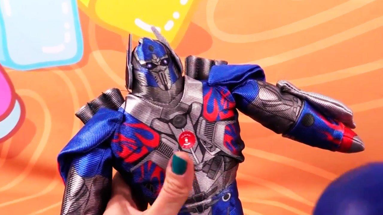 Трансформеры Китайский Десептикон | Transformers Fake Decepticon .