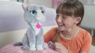 Игрушка FurReal Friends Hasbro Забавные зверята Котёнок Бутси