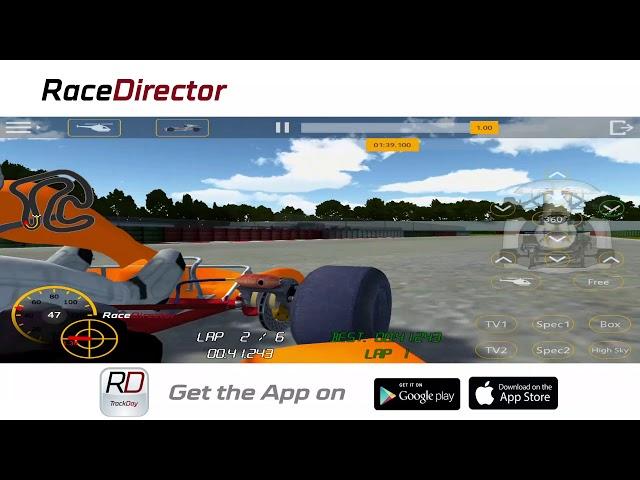 RaceDirector TrackDay Teaser Video