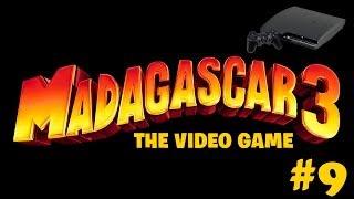 [PS3] Мадагаскар 3 прохождение - Серия 9 [Упоротый показ на цирке]