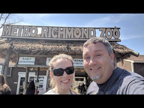 Metro Richmond Zoo Tour And Review