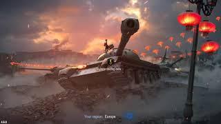 M10 Wolverine World of Tanks Blitz game play.