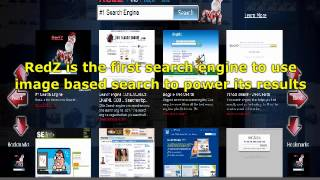 RedZ vs. google vs. bing vs. yahoo, Search engines, search engine, Hot search engine, Fast search en
