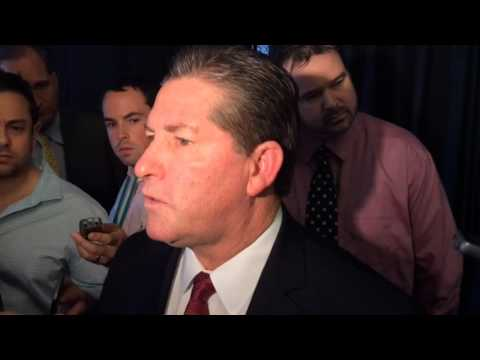 VIDEO: Ray Tanner talks hiring timetable