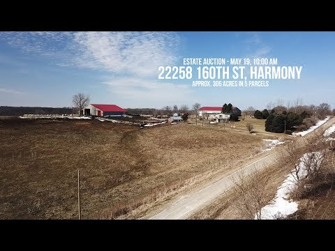 Gehling Auction Estate Auction - 22258 160th St Harmony