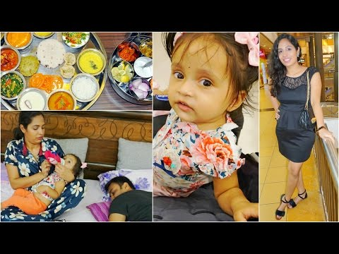 GIP Mall, Family, Food, Naughty Ana   A Day In My Life   ShrutiArjunAnand