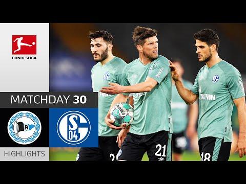 Arminia Bielefeld Schalke Goals And Highlights