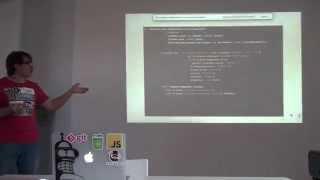 13 июня 2015 Сергей Головин «ClojureScript в современной веб-разработке»
