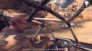 RAGE Gameplay Début Du Jeu Sur PS3 Partie 1 sur 4 [HD]